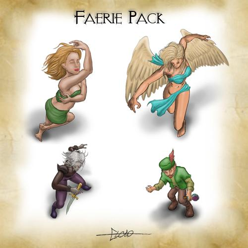 Faerie Pack