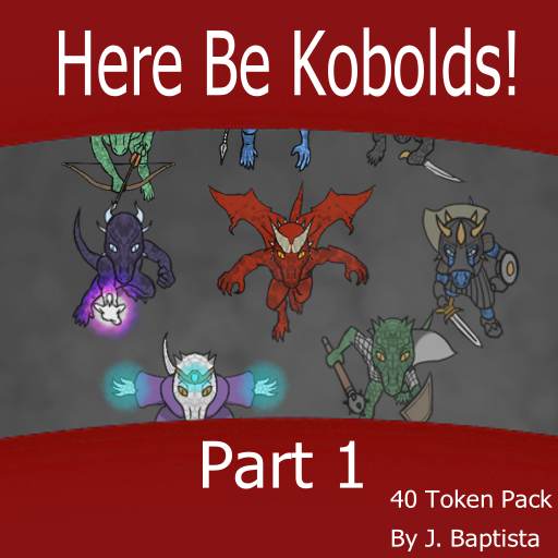 Here Be Kobolds!