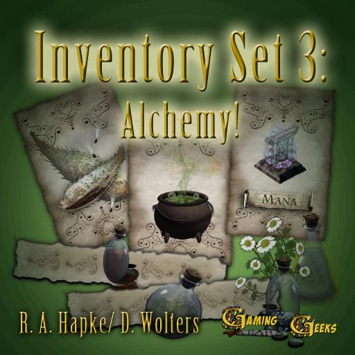 Inventory Set3: Alchemy!