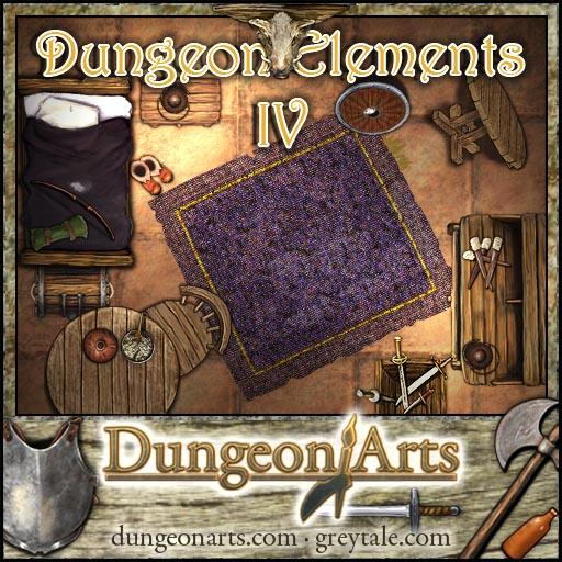 Greytale's Dungeon Elements 4