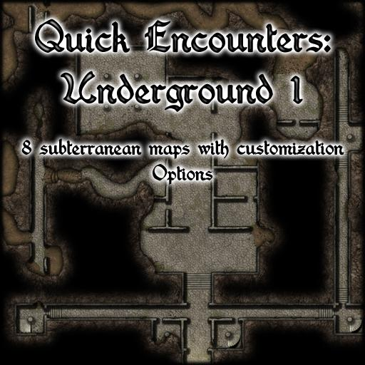 Quick Encounters: Underground 1