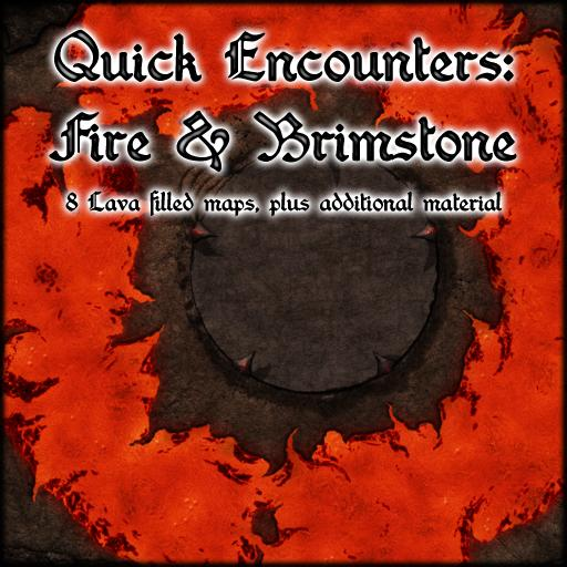 Quick Encounters: Fire & Brimstone
