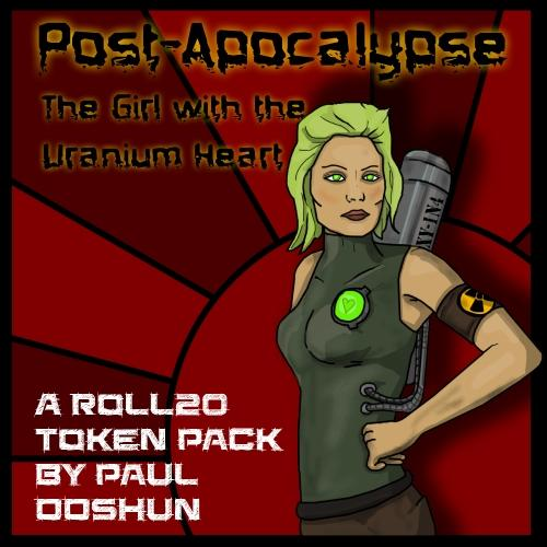 Post-Apocalypse: The Girl with the Uranium Heart