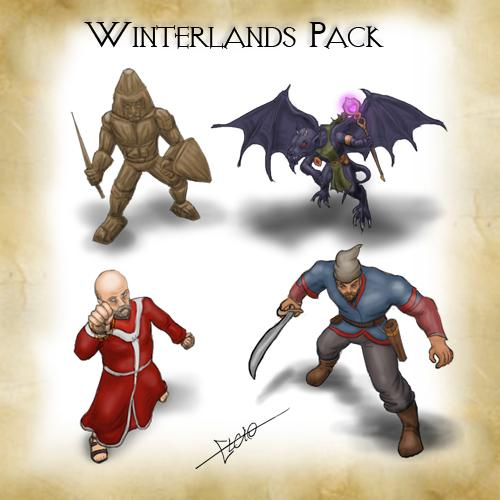 Winterlands Pack 1