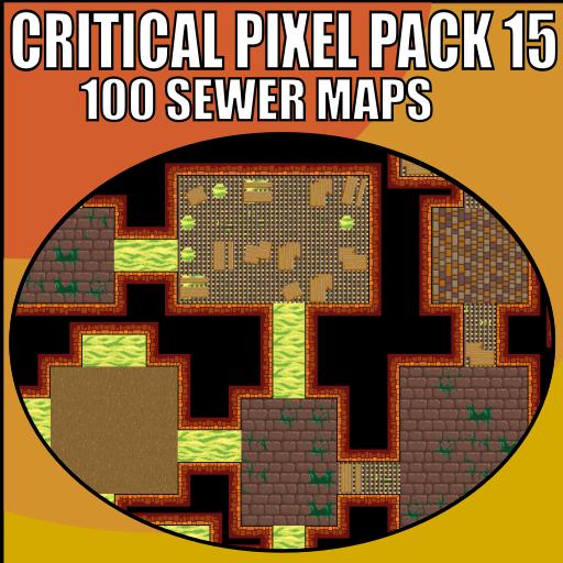 Critical Pixel Pack 15
