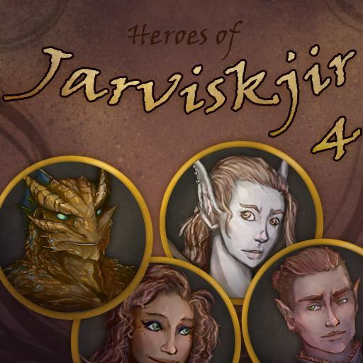Heroes of Jarviskjir 4