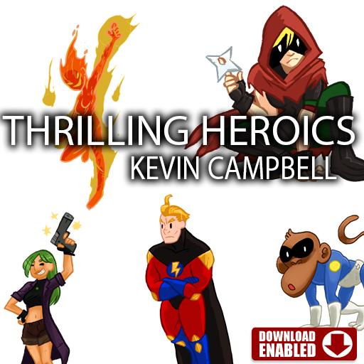 Thrilling Heroics