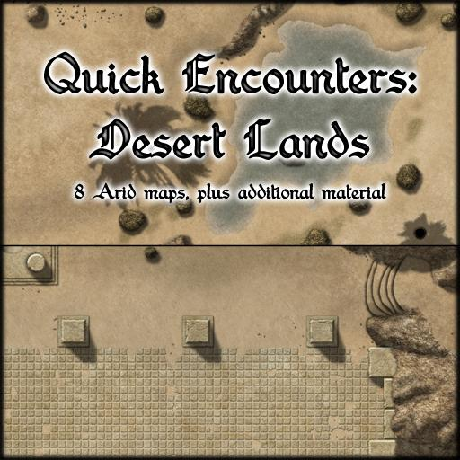 Quick Encounters: Desert Lands