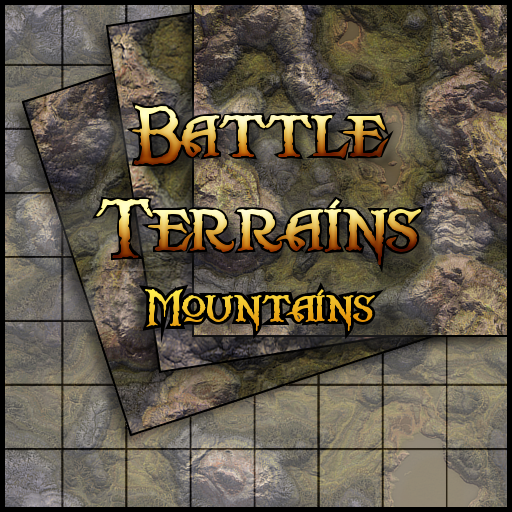 Battle Terrains Mountains