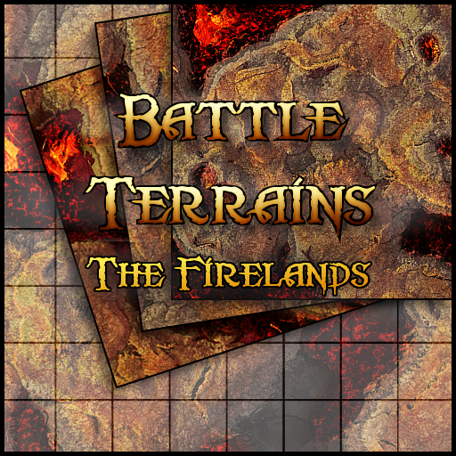 Battle Terrains The Firelands