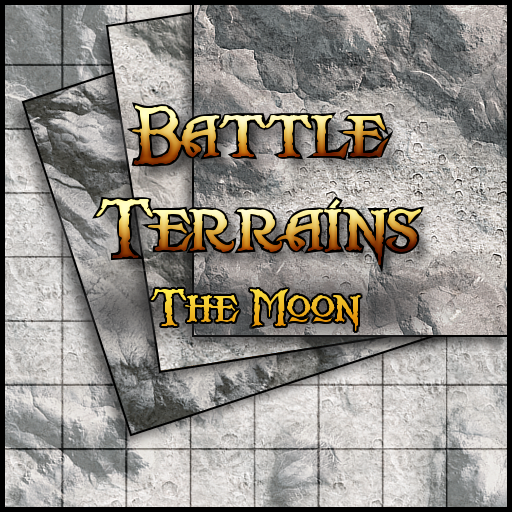 Battle Terrains The Moon