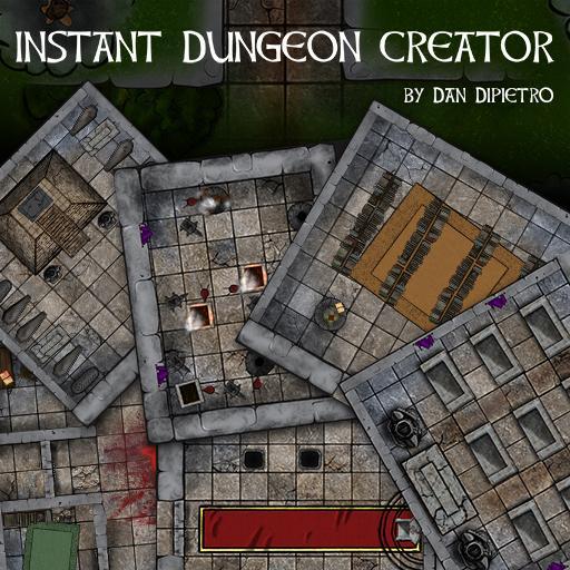 Instant Dungeon Creator