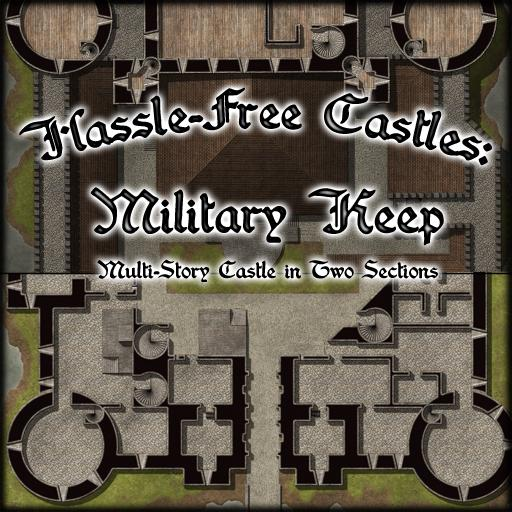 Hassle-Free Castles: Military Keep