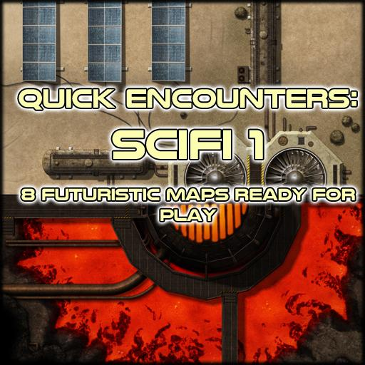 Quick Encounters: Scifi 1