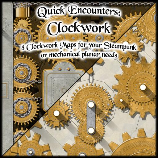 Quick Encounters: Clockwork