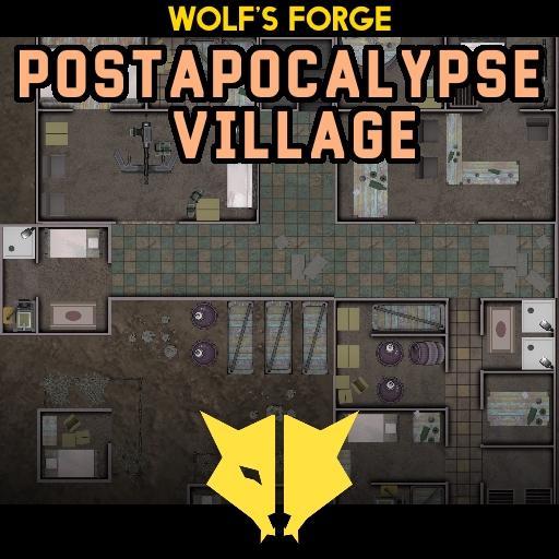 Postapocalypse Village