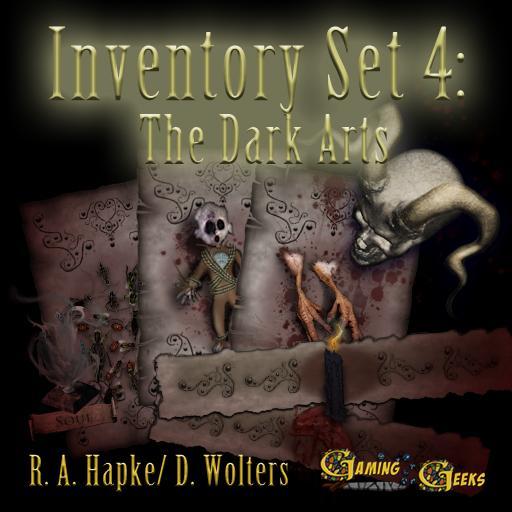 Inventory Set 4: The Dark Arts