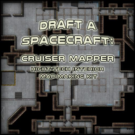 Draft A Spacecraft Cruiser Builder