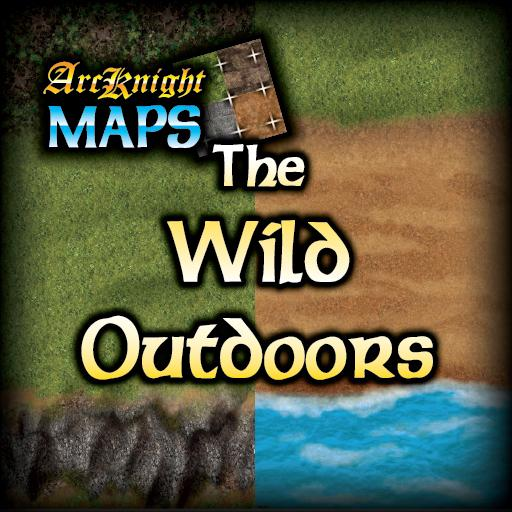 Arcknight Maps: The Wild Outdoors