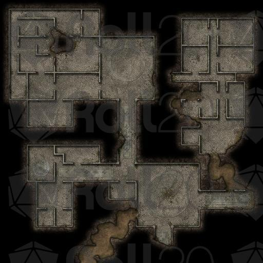 Quick Encounters: Underground 2 | Roll20 Marketplace: Digital goods