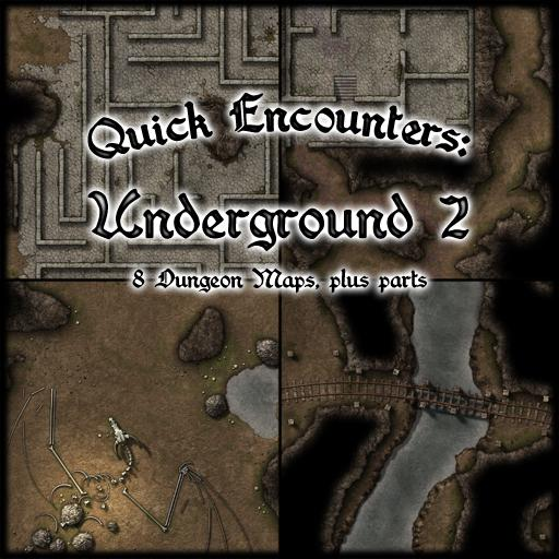 Quick Encounters: Underground 2
