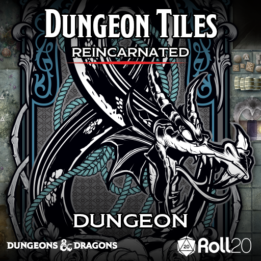 Dungeon Tiles Reincarnated: Dungeon (Maps)