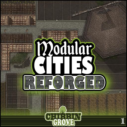 Chibbin Grove: Modular Cities Reforged 1