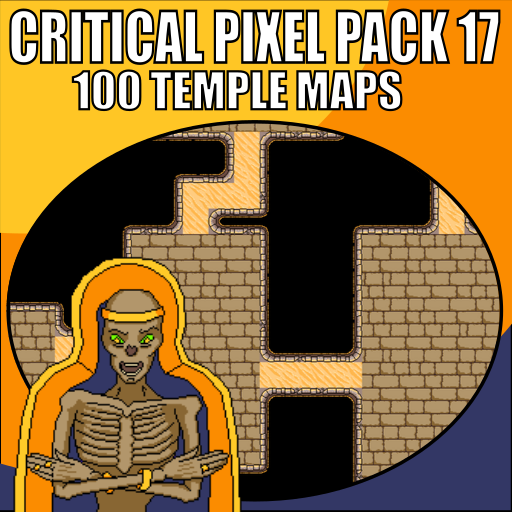 Critical Pixel Pack 17
