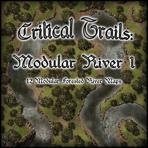 Critical Trails: Modular River 1