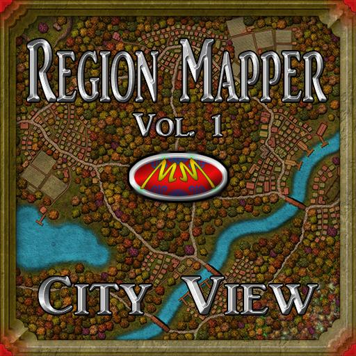 Region Mapper V1 City View