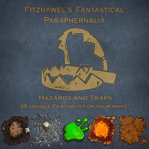 Fitzhywels Fantastical Paraphernalia Hazards and Traps