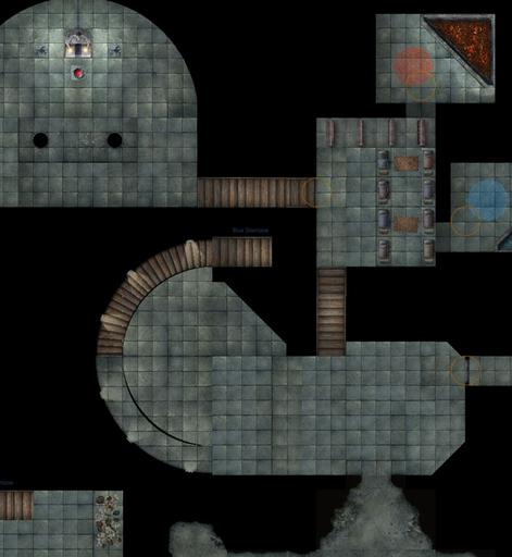 Dungeon Tiles Reincarnated: Dungeon (Maps) | Roll20