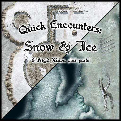 Quick Encounters: Snow & Ice