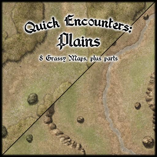 Quick Encounters: Plains