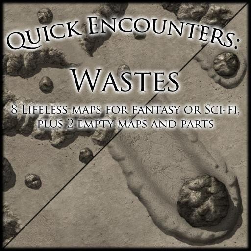 Quick Encounters: Wastes