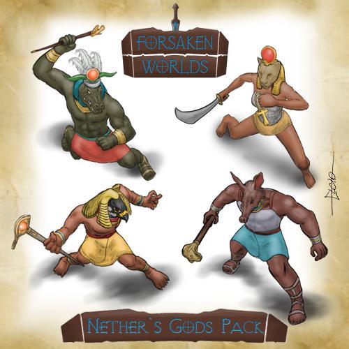 Nether Gods Pack
