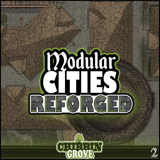 Chibbin Grove Modular Cities Reforged 2