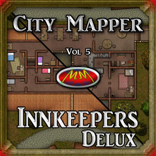 CMv5 Innkeeper's Delux