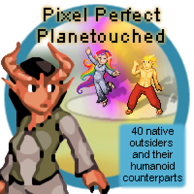 Pixel Perfect Planetouched