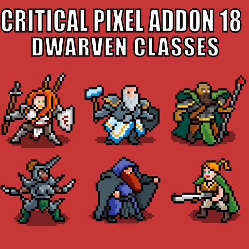 Critical Pixel Addon 18
