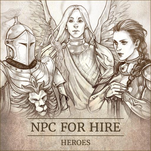 NPC For Hire - Heroes