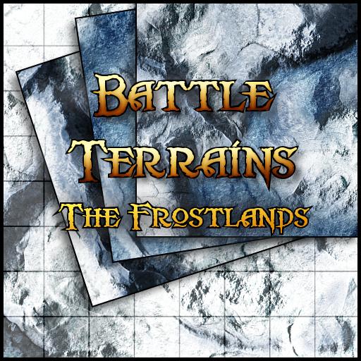 Battle Terrains The Frostlands