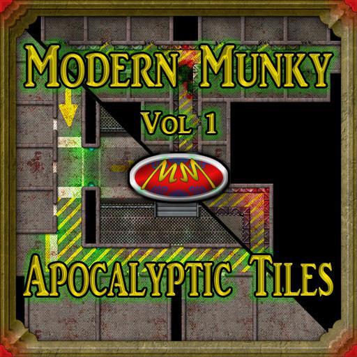MMv1: Apocalyptic Tiles