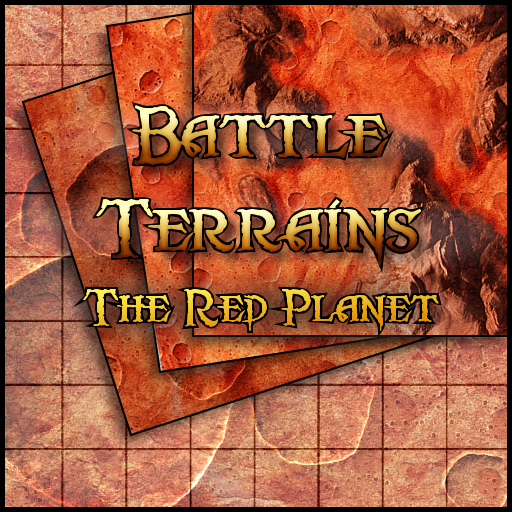Battle Terrains The Red Planet