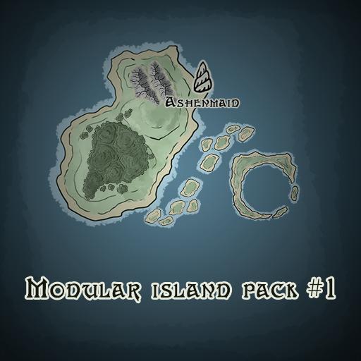 Modular Island Pack #1