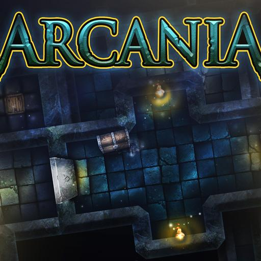 Modular Dungeon Maker - Arcania