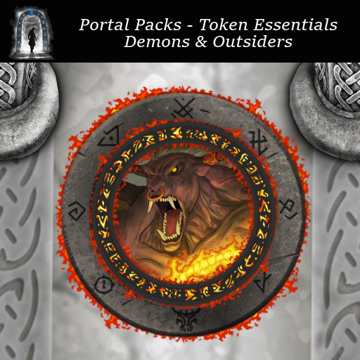 Portal Packs - Token Essentials - Demons & Outsiders