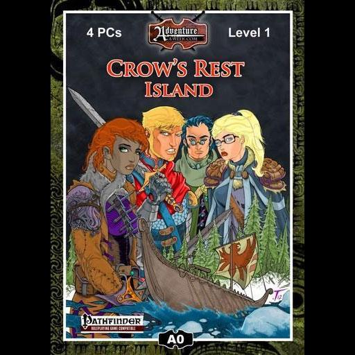 A0: Crow's Rest Island