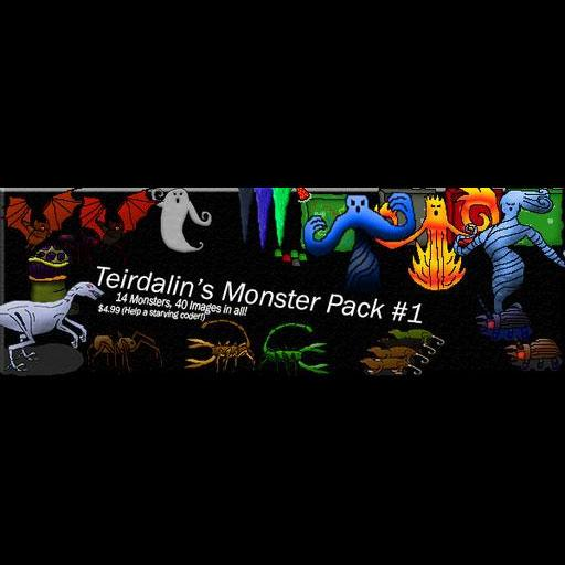 Teirdalin's Monster Pack #1