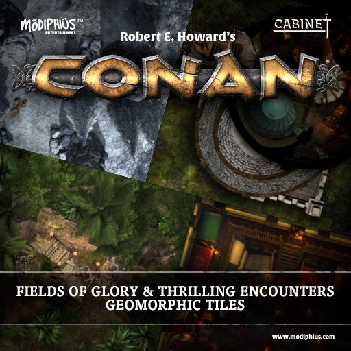 Conan: Fields of Glory & Thrilling Encounters